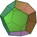 Random image: dodecahedron
