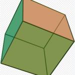 Random image: hexahedron