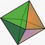 Random image: octahedron