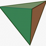 Random image: tetrahedron